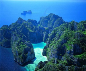 nature and thailand image