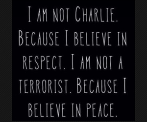 believe, charlie, and islam image