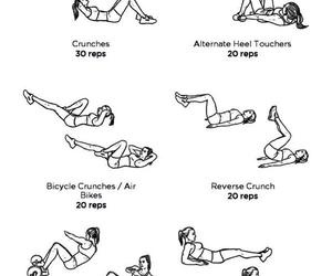 fitness and workout fit image