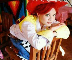 cosplay, toy story, and Cowgirl image