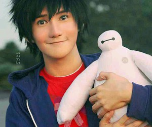 cosplay, hiro hamada, and big hero 6 image