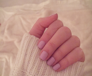follow, Lazy, and nails image