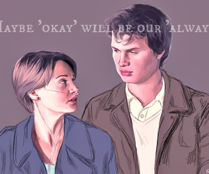 always, okay, and the fault in our stars image