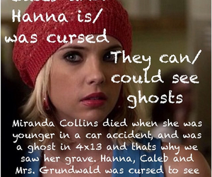ghosts, pll, and prettylittleliars image