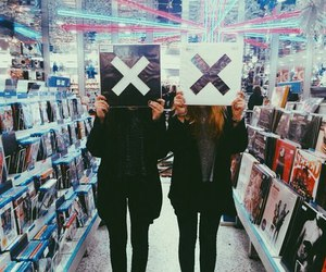 music, relax, and the xx image