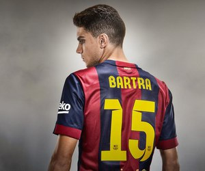 marc bartra, Barcelona, and 15 image