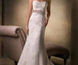 beautiful, bride, and 2015 image