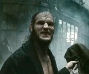 fenrir greyback and harry potter image