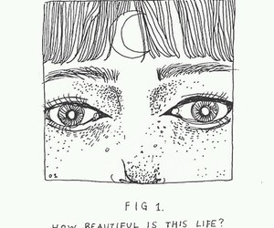 life, drawing, and tumblr image