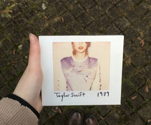 1989, album, and blank space image
