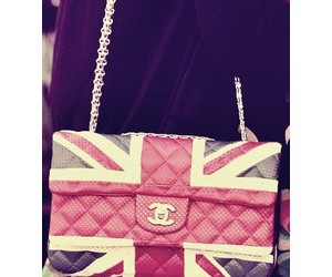 bag, chanel, and london image
