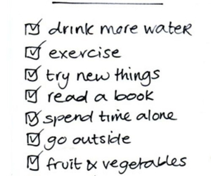 fitness, healthy, and exercise image