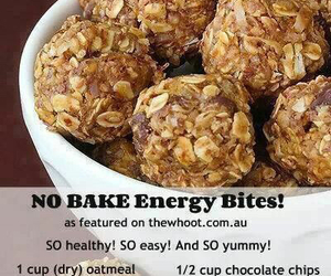 fitness and healthy snacks image