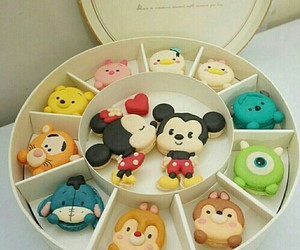disney, food, and Cookies image