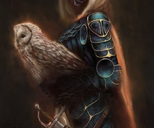 fantasy and owl image
