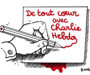 charlie, draw, and je suis charlie image