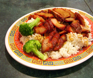chinese, food, and yummie image