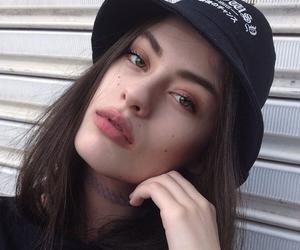 girl, tumblr, and icon image