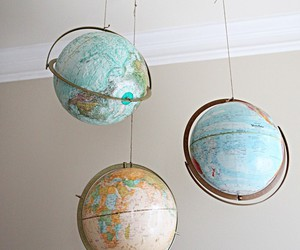 globe, world, and aesthetic image