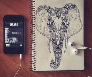 animal, draw, and drawing image