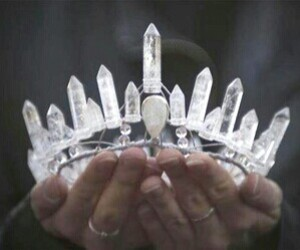 cool, crown, and crystals image