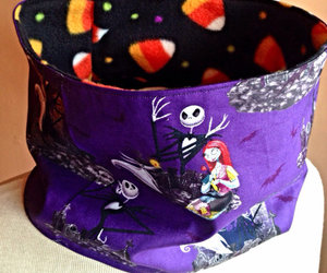 cowl, etsy, and jack and sally image