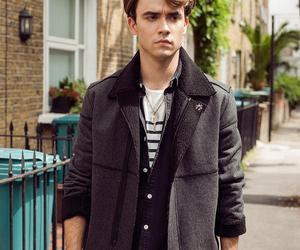 jamie blackley, if i stay, and adam image
