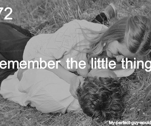 boyfriend, the little things, and my perfect guy would image