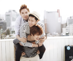 jyj, jaejoong, and junsu image