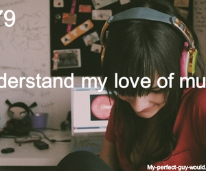 music and perfect guy image