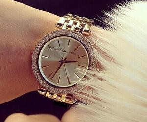 watch, Michael Kors, and luxury image