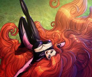 Marvel, medusa, and inhumans image