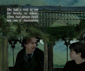 harry potter and remus image