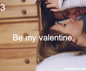 valentine and my perfect guy would image
