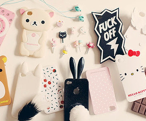 cute, iphone, and case image