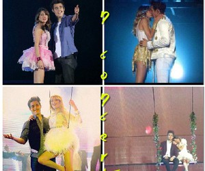 disney, jorge blanco, and tini stoessel image