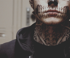 evan peters, american horror story, and epic image