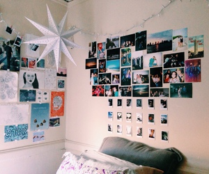 bedroom, pictures, and room image