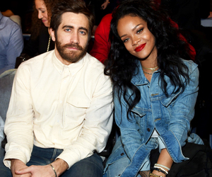 rihanna, jake gyllenhaal, and riri image