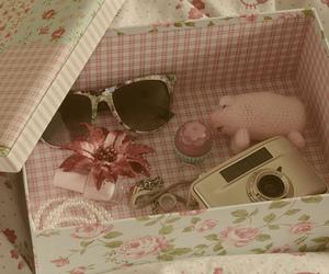 pink, vintage, and cute image
