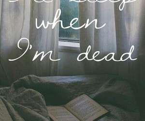 bed, book, and goodnight image
