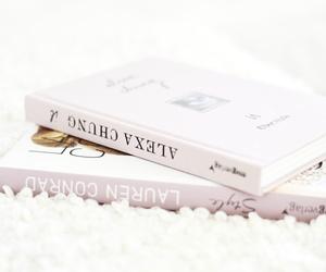 book, pink, and lauren conrad image