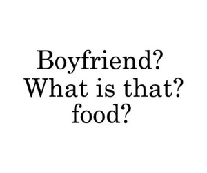 boyfriend, food, and funny image