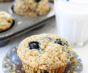 food and muffin image