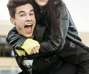 kian lawley, love, and couple image