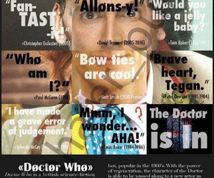 doctor who, the doctor, and all doctors image