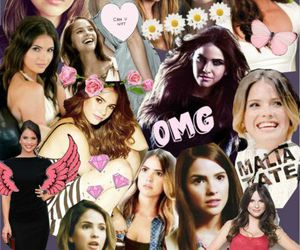 teen wolf, shelley hennig, and tumblr collage image