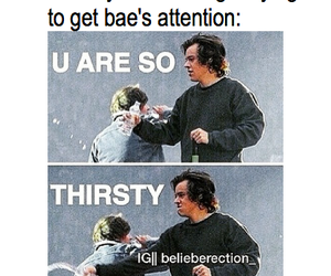 funny, Harry Styles, and bae image