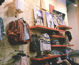 clothes, store, and shop image