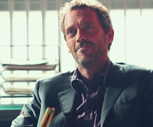 dr, house, and hugh image